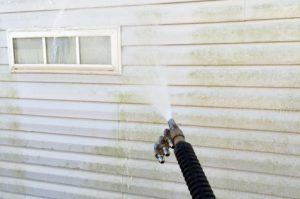 Vinyl Siding Cleaning Greenville Power Washing Housewashing