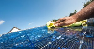 Solar Panel cleaning Greenville South Carolina